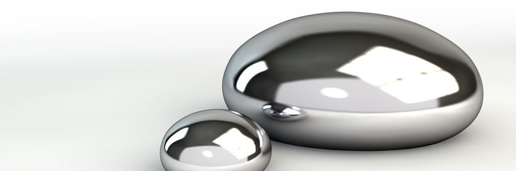Kvicksilver är en tungmetall